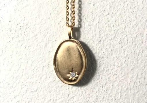 medaille etoile zircon